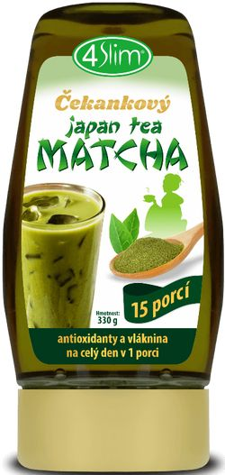4Slim Čekankový japan Tea Matcha 330 g